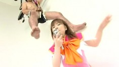 Naughty Japanese Schoolgirls Love To Swallow Huge Loads Of Hot Semen