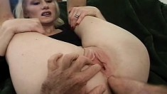 Mature amateur wife hardcore with facial cumshot