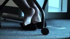 Sudden Oriental Shoeplay Feet Library